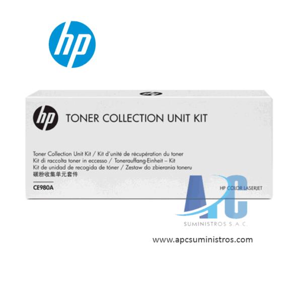 KIT TONER HP CE980A Compatibilidad: HP Color LaserJet Enterprise serieCP5520, Rendimiento: (color) hasta 150.000 páginas.