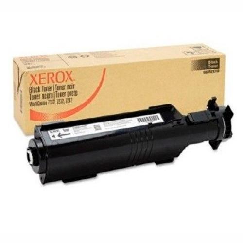 TONER XEROX 006R01319 7132 Color: Negro, Compatibilidad: Xerox WorkCentre 7232/7242, Rendimiento: 24300 páginas