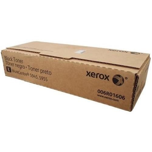BLACK TONER XEROX 006R01606 Toner SMALLXT QTY x2, Color: Negro, Compatibilidad: WorkCentre 5900, Rendimiento: 62000 páginas (ambos).