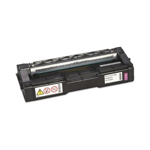 TONER RICOH 407655 Compatibilidad: Ricoh SP C252DN/C262DN, Color: Magenta, Rendimiento: 6,000 Paginas